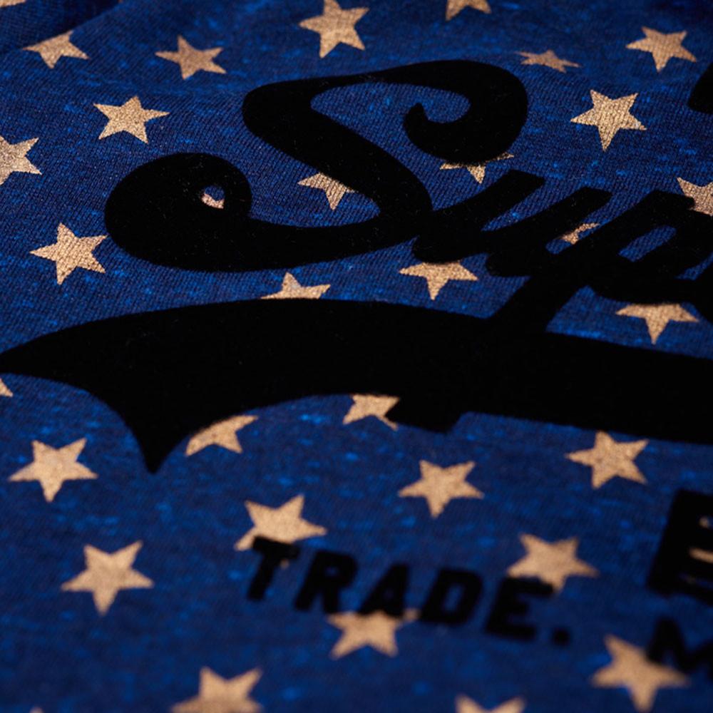 Vintage Logo Star Sweat Cap Femme