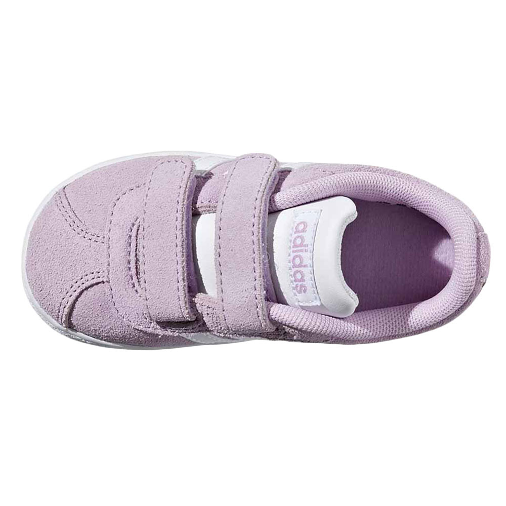 Vl Court 2.0 Cmf Chaussure Bébé Fille ADIDAS ROSE pas cher