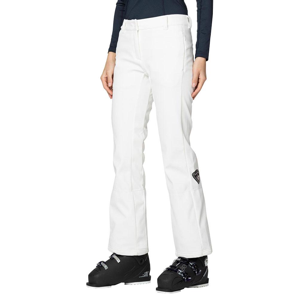 W Ski Softshell Pantalon De Ski Femme