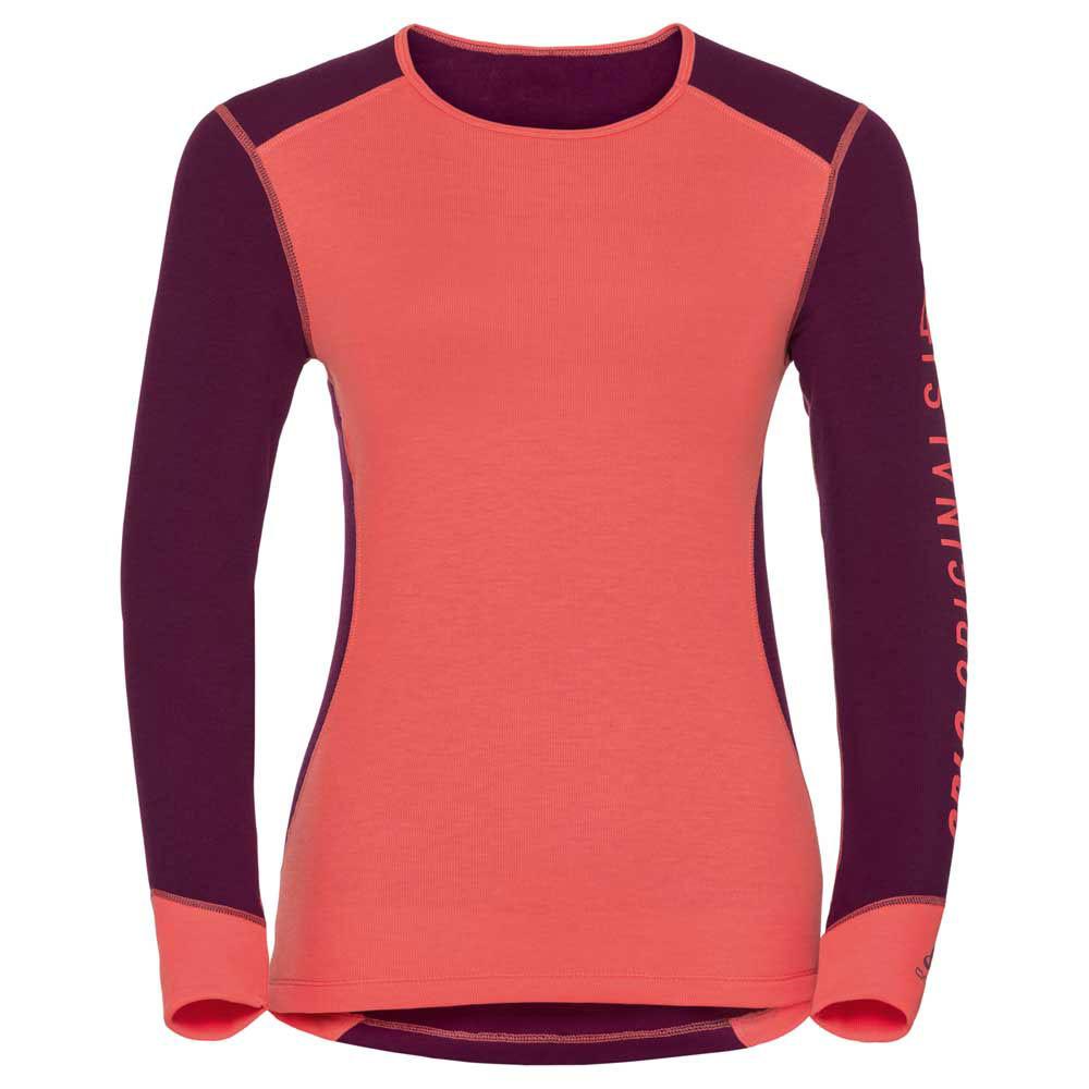 Warm T-Shirt Ml Femme