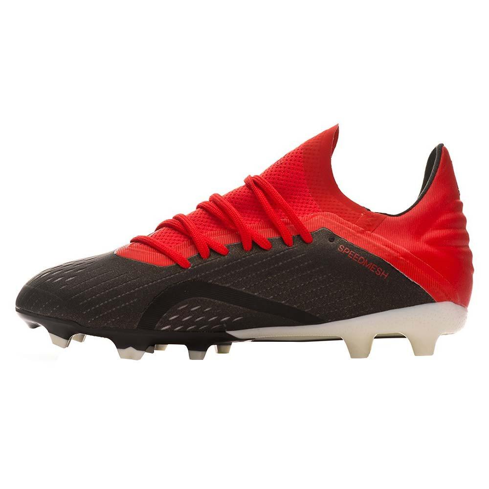 X 18.1 Fg Chaussure Foot Garçon ADIDAS MULTICOLORE pas cher ...