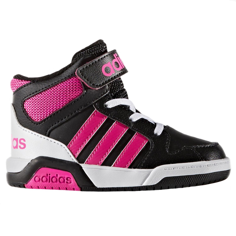 Bb9Tis Inf Chaussure Bébé ADIDAS NOIR pas cher Baskets