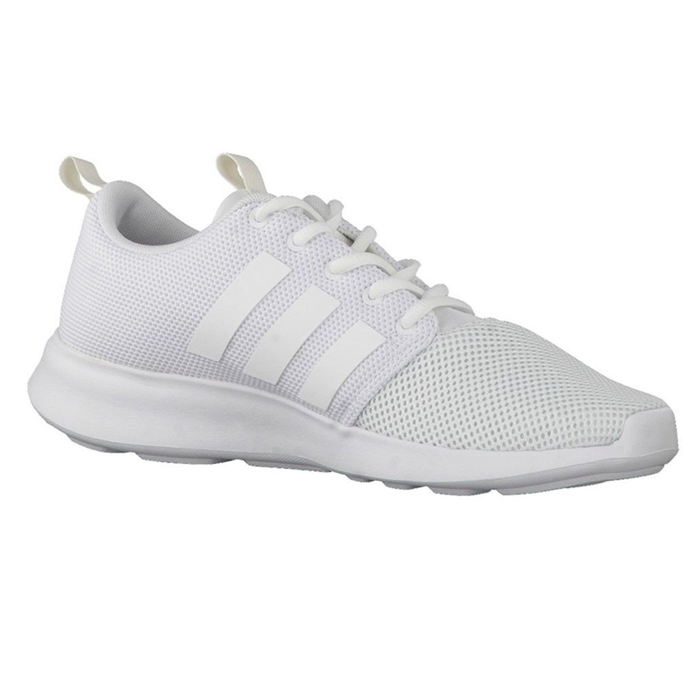cher ADIDAS Chaussure pas Cf Swift Racer Homme BLANC 0wO8ynvmNP