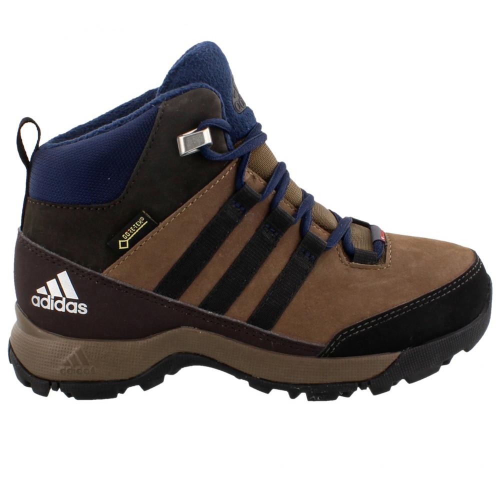 Cw Winter Hiker Mid Chaussure Garçon ADIDAS MARRON pas cher