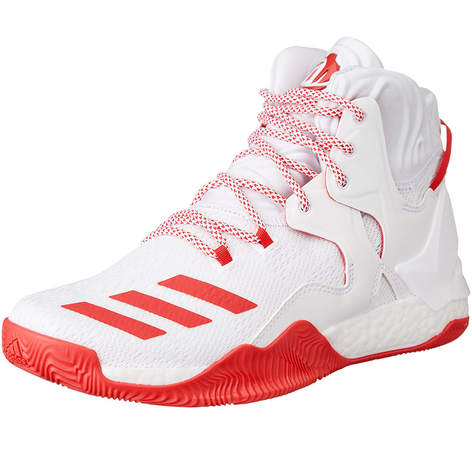 Homme 7 Pas D Cher Chaussure Blanc Adidas Rose F7wP6