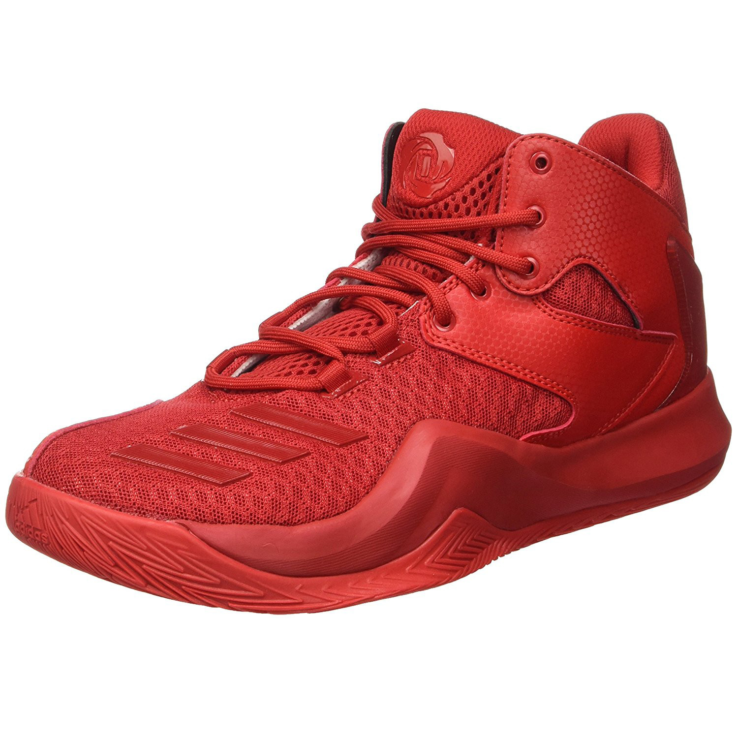 adidas chaussures rouge homme