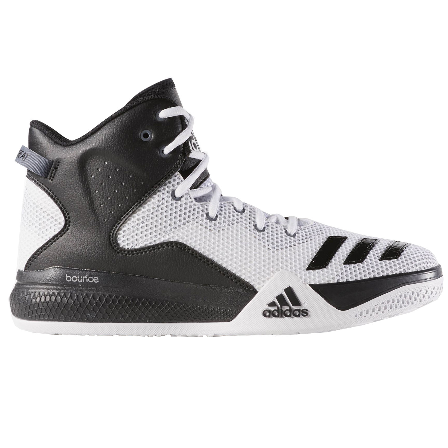 Chaussure Bball Mid Pas Chaussures Homme Cher De Adidas Blanc Dt qATxS4Hx