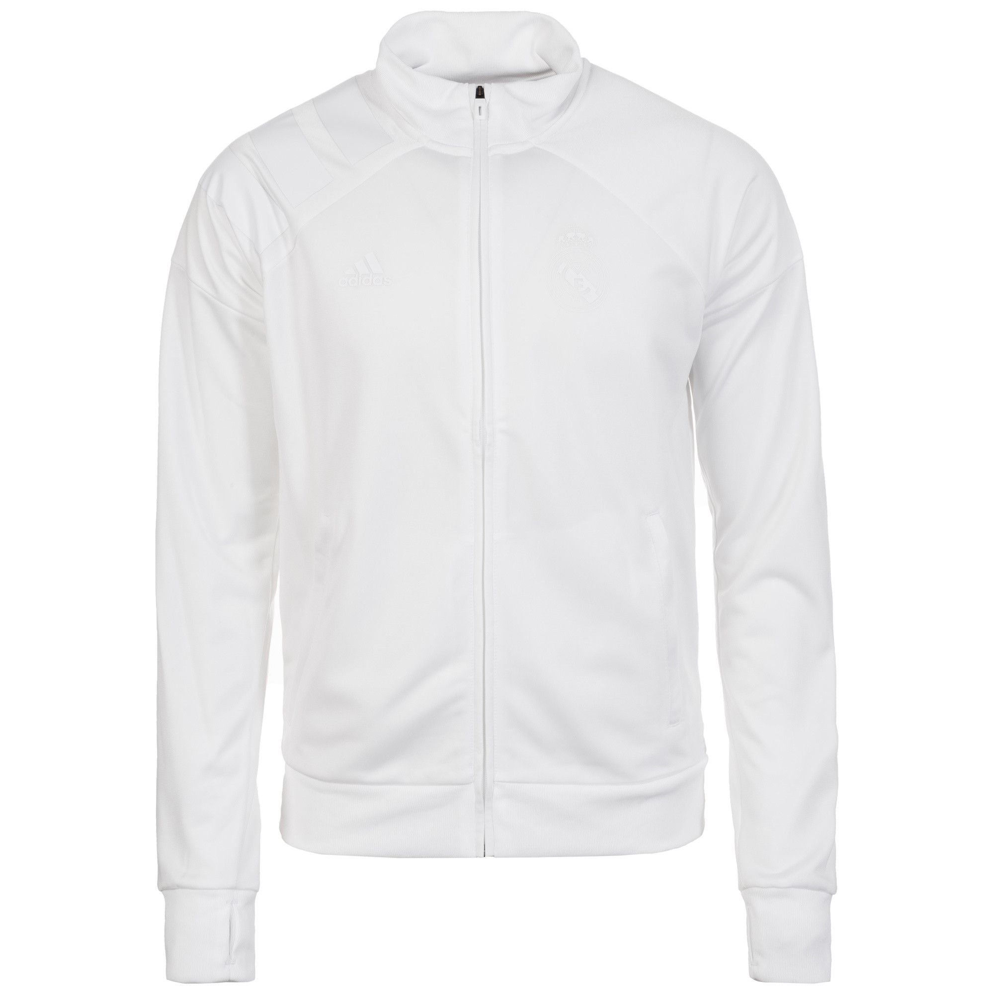 veste homme adidas blanc