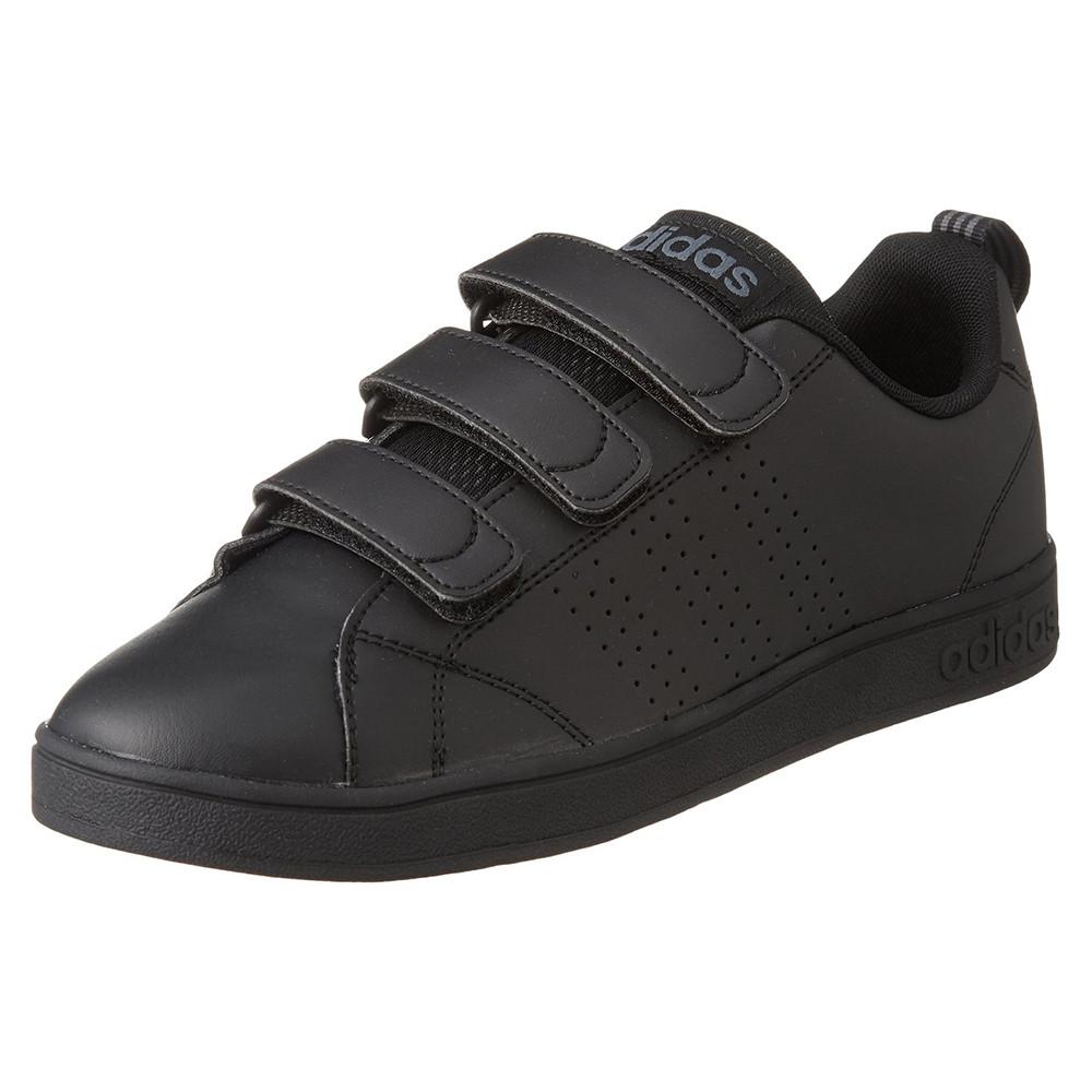 Vs Advantage Clean Chaussure Homme ADIDAS NOIR pas cher