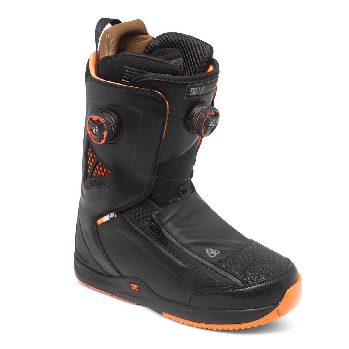 pas de DC snowboard Homme cher Rice Travis Boots NOIR SHOES Boots RqzWw1Y