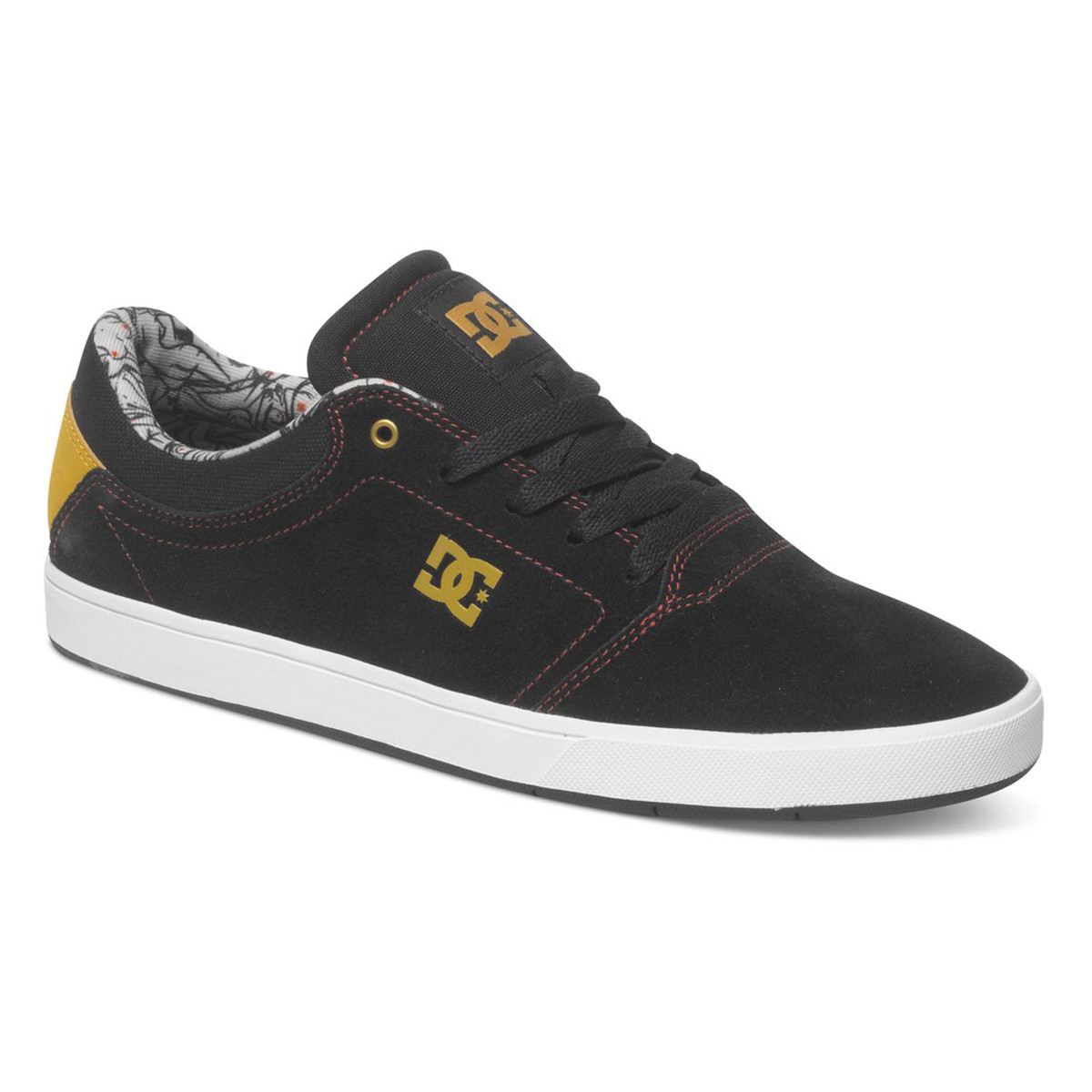 DC Shoes Crisis Chaussure Homme  - Chaussures Chaussures de Skate Homme