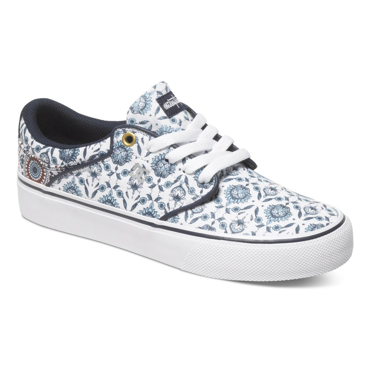 DC Shoes Mickey Taylor Vulc Chaussure Femme  - Chaussures Chaussures de Skate Femme