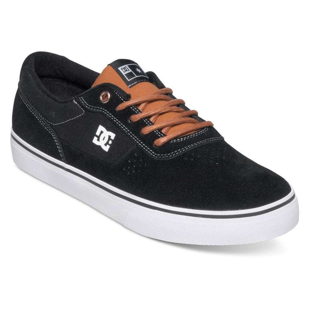 9828a1f8c9f30 Switch S Chaussure Homme DC SHOES NOIR pas cher - Chaussures de ...