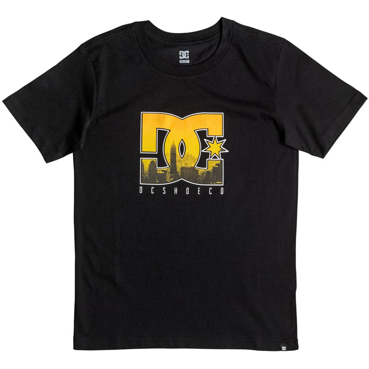 Big City T-Shirt Mc Garçon