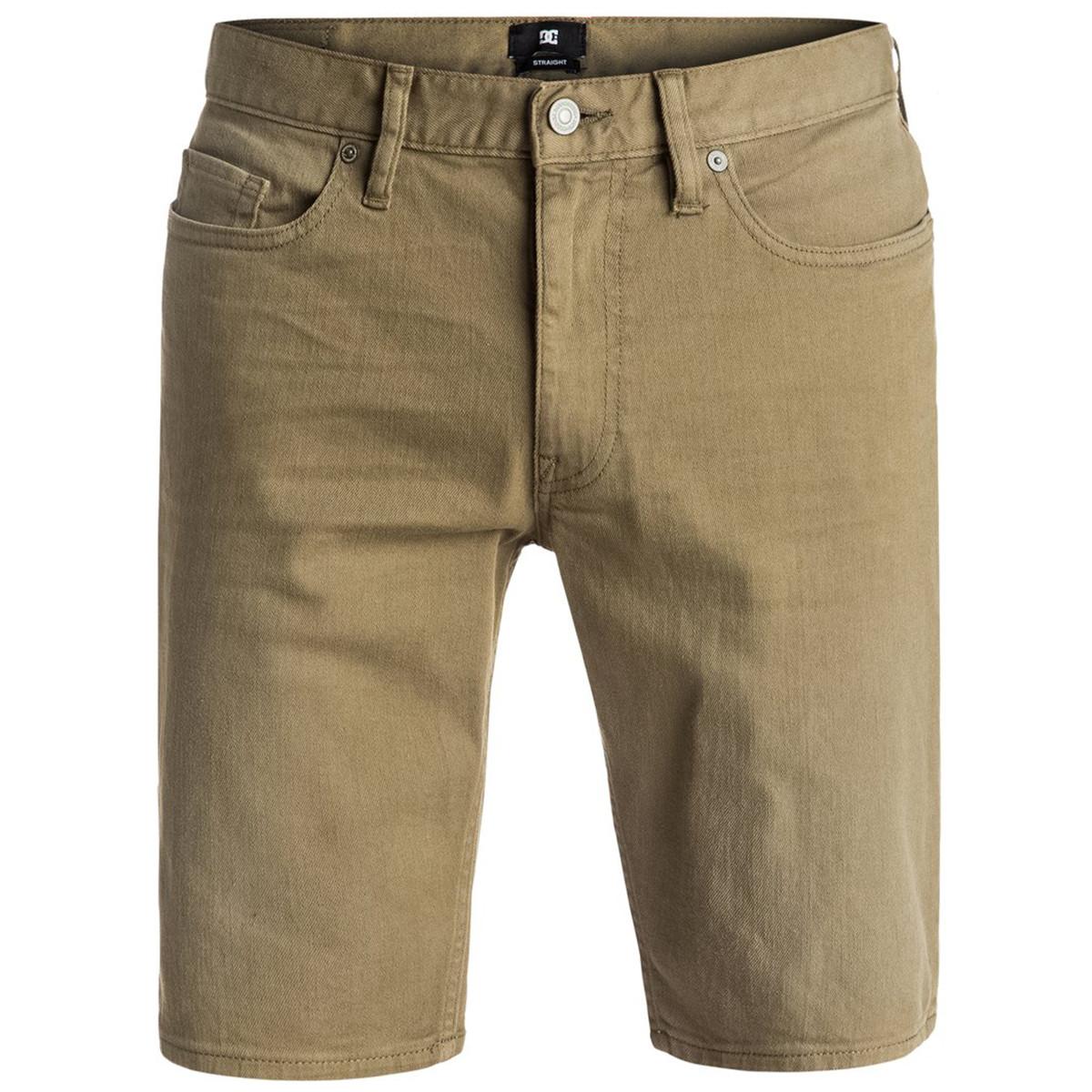 De Colour Dc Bermuda Shoes Pas Skate Homme Beige Shorts Cher b6mf7IYgyv