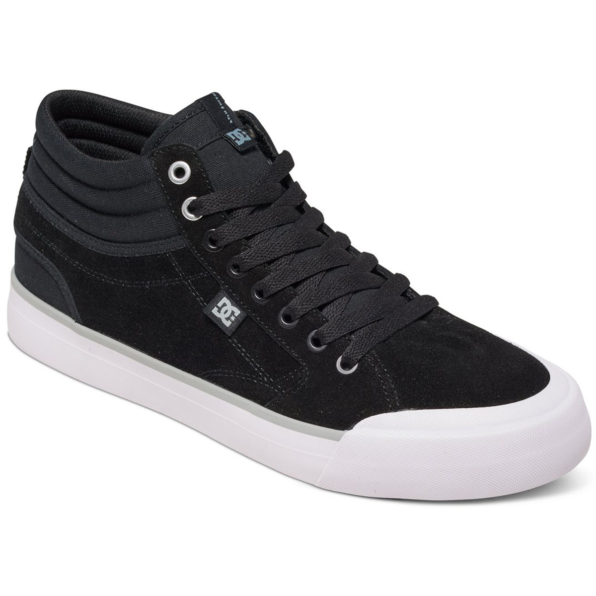 DC Shoes Evan Smith Hi Chaussure Homme Noir Taille 42.5 I3zvGF