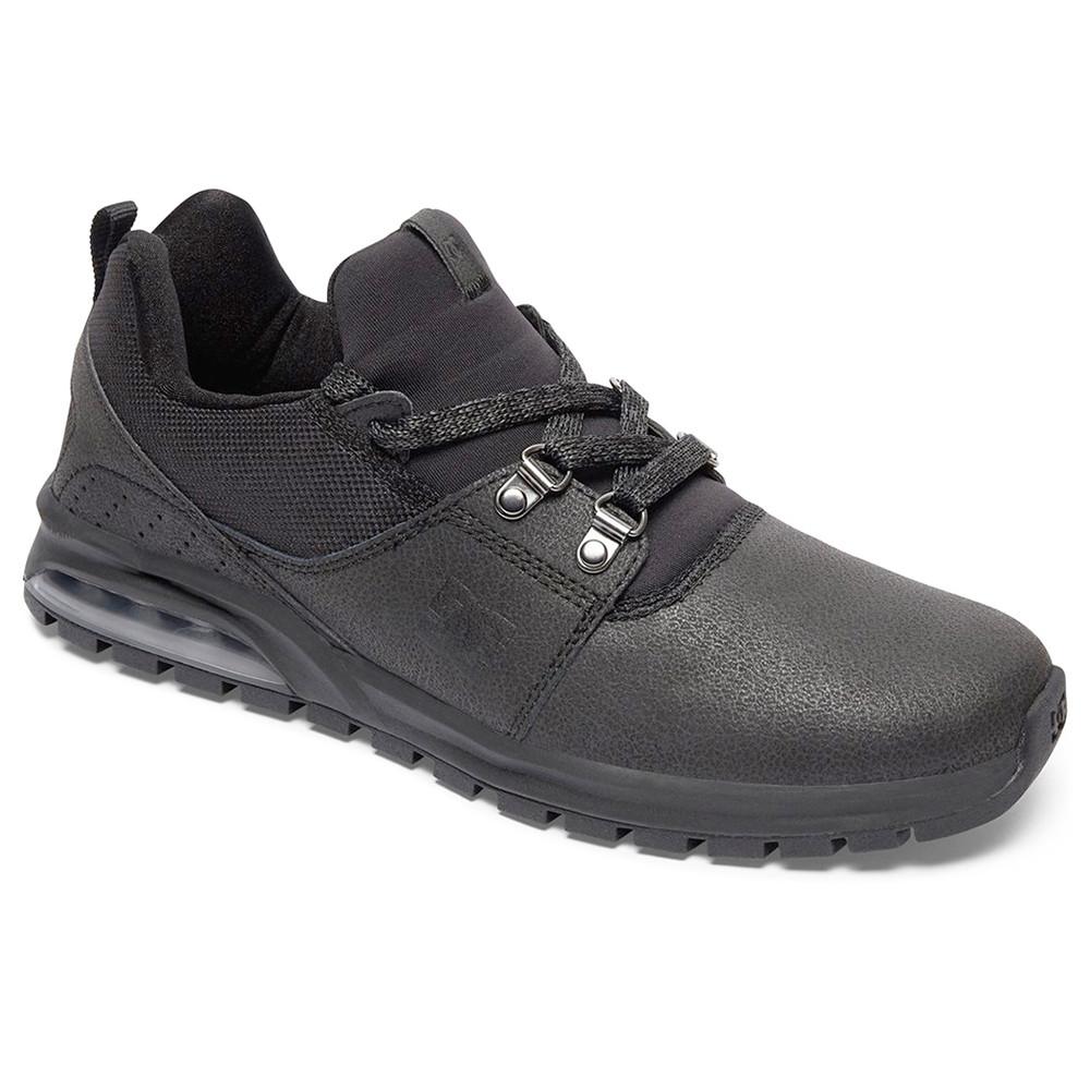 a66e4bd61c60c4 Heathrow Ia Tr Chaussure Homme DC SHOES NOIR pas cher - Chaussures ...