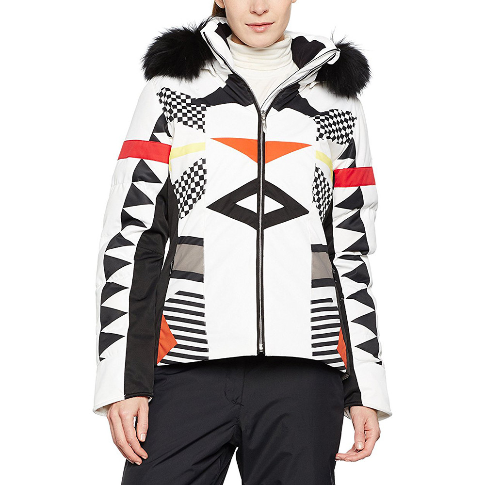 classic presenting fashion styles Lavaredo Blouson Ski Femme HENRI DUVILLARD MULTICOLORE pas ...