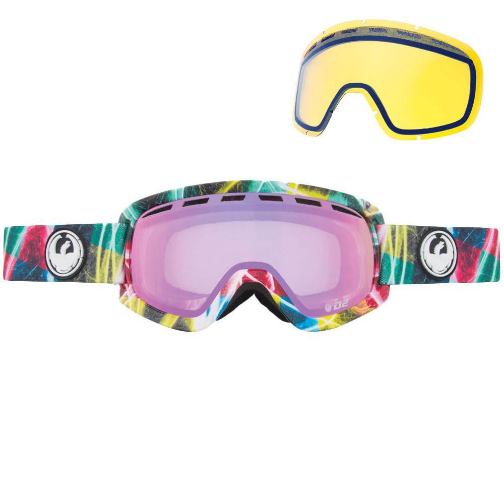 D2 Two Masque Ski Unisexe