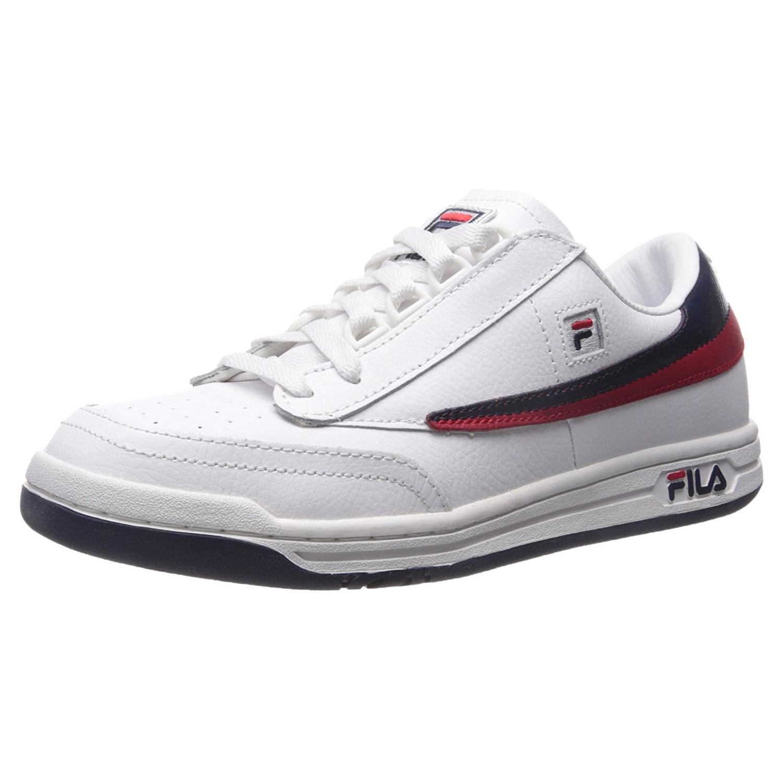 chaussures tennishomme fila bleu ciel