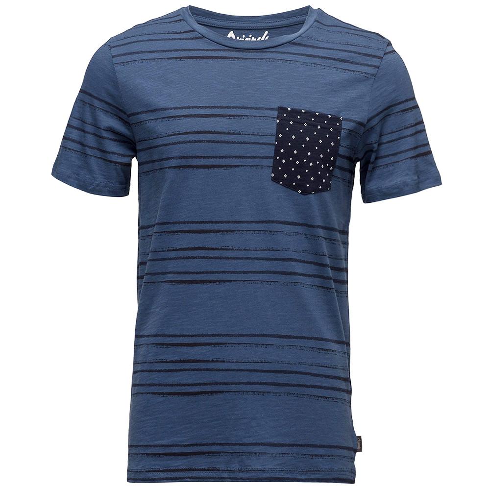 Sailor T-Shirt Mc Homme BLEU pas cher - T-shirt manches courtes ... 41e648e5e7ef