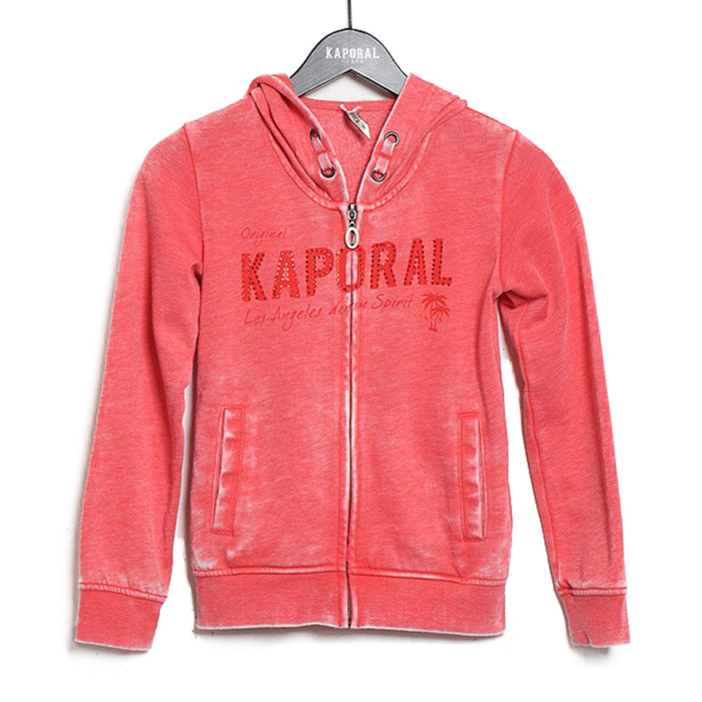 Kir Sweat Zip Fille