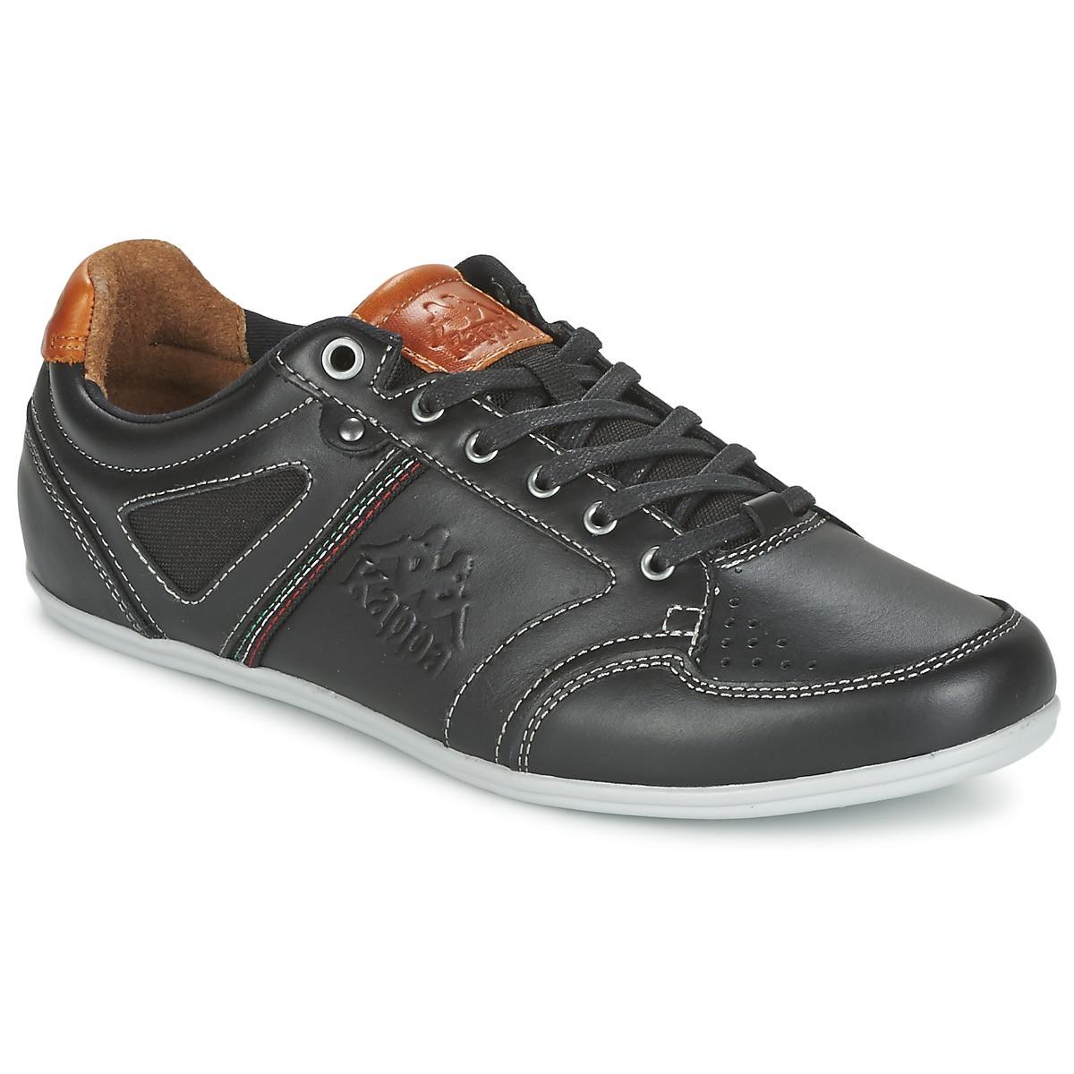 syringae chaussure homme kappa noir pas cher chaussures. Black Bedroom Furniture Sets. Home Design Ideas