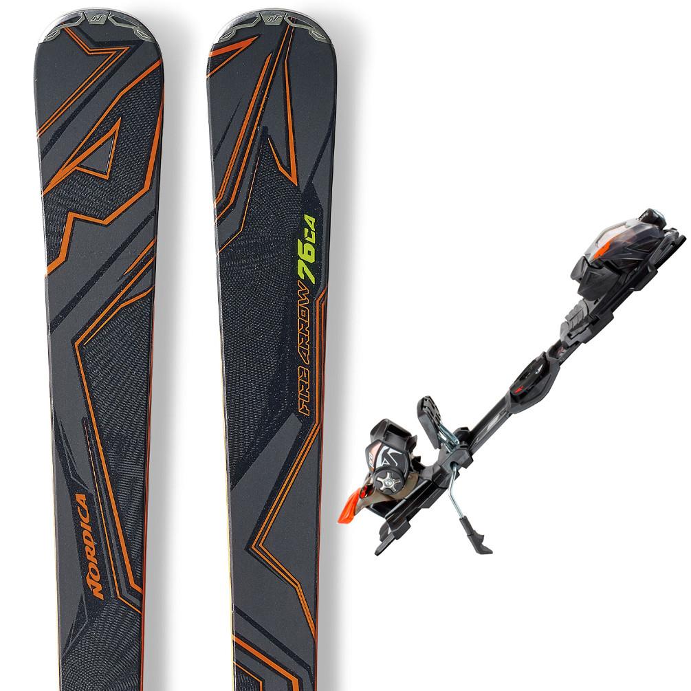 Fire Arrow 76 Ca Ski Homme + N Pro P.r. Evo Fixation
