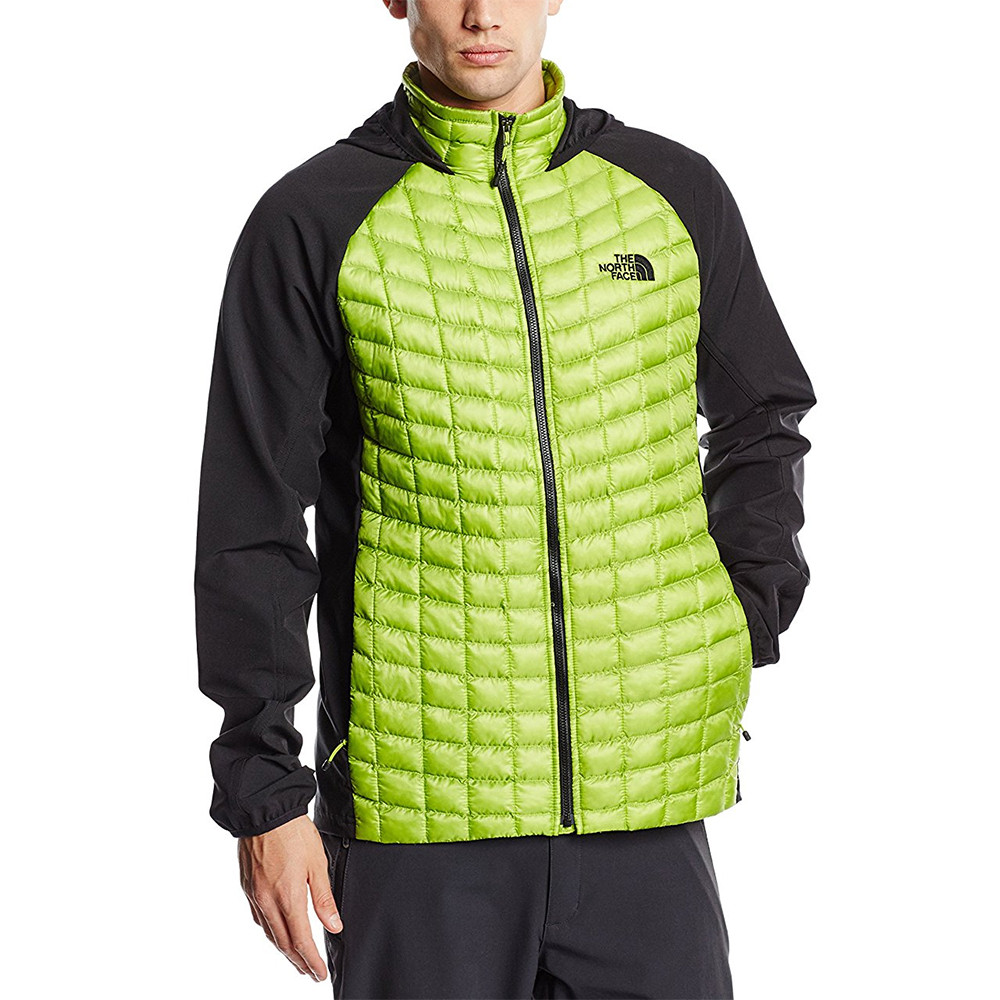 Blouson Vert Face Pas Homme Thermoball Hdb The North Hdi Cher eQodxBCrW