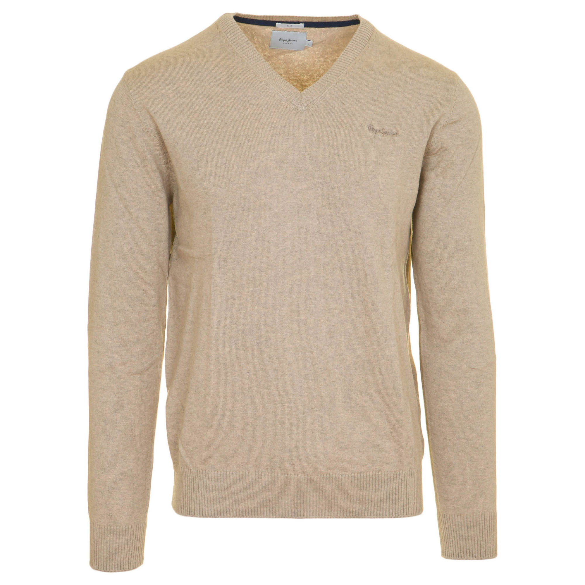 Dani Pull Homme PEPE JEANS BEIGE pas cher