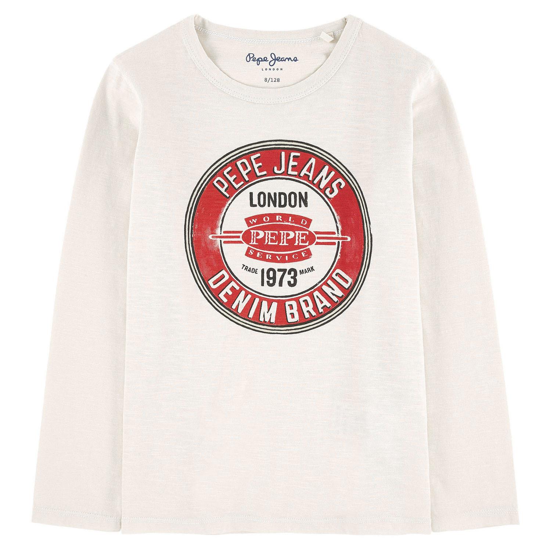 Jefferson T-Shirt Ml Garçon