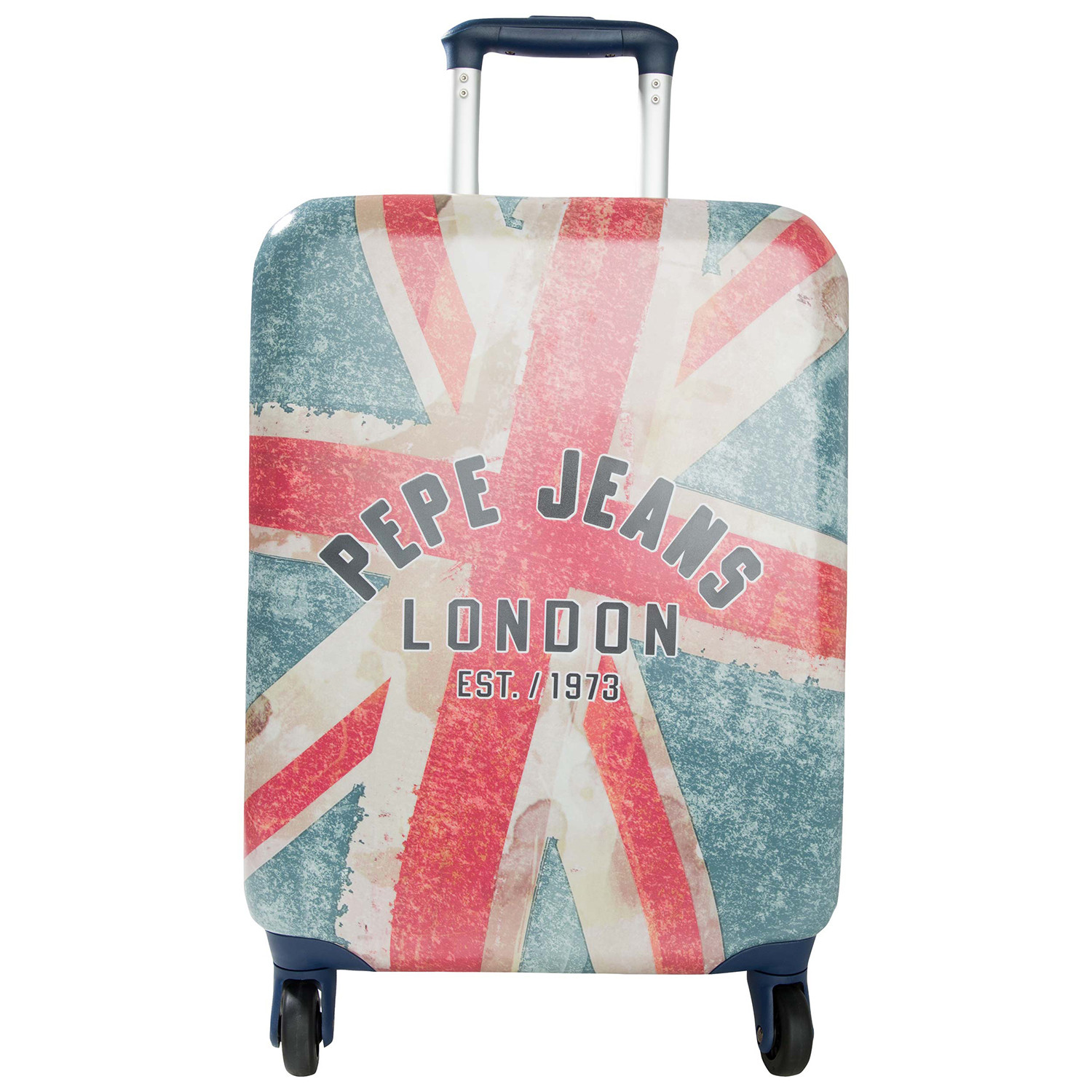 bonny valise gar on pepe jeans multicolore pas cher valises gar on pepe jeans discount. Black Bedroom Furniture Sets. Home Design Ideas