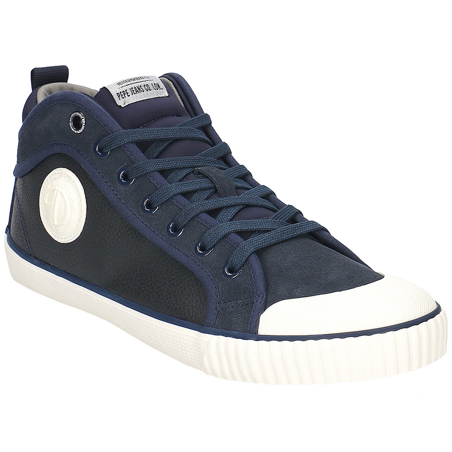 Pepe jeans Chaussures Industry Sock Chaussure Homme Pepe jeans soldes sbUeuVz