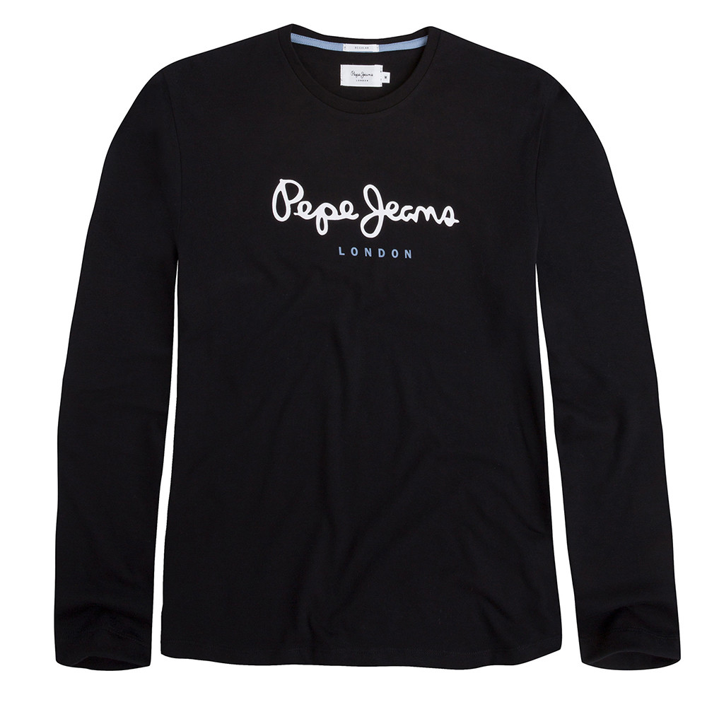 Eggo Long T-Shirt Ml Homme