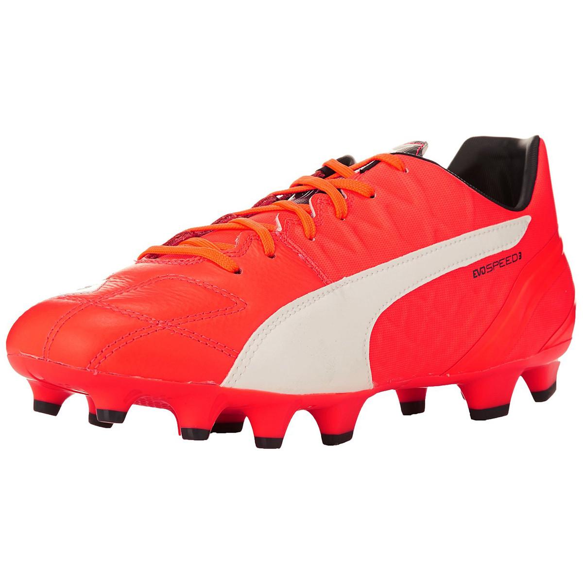 4 Football Pas Cher Chaussure Puma Homme Orange 3 Evospeed fgyIb6mvY7
