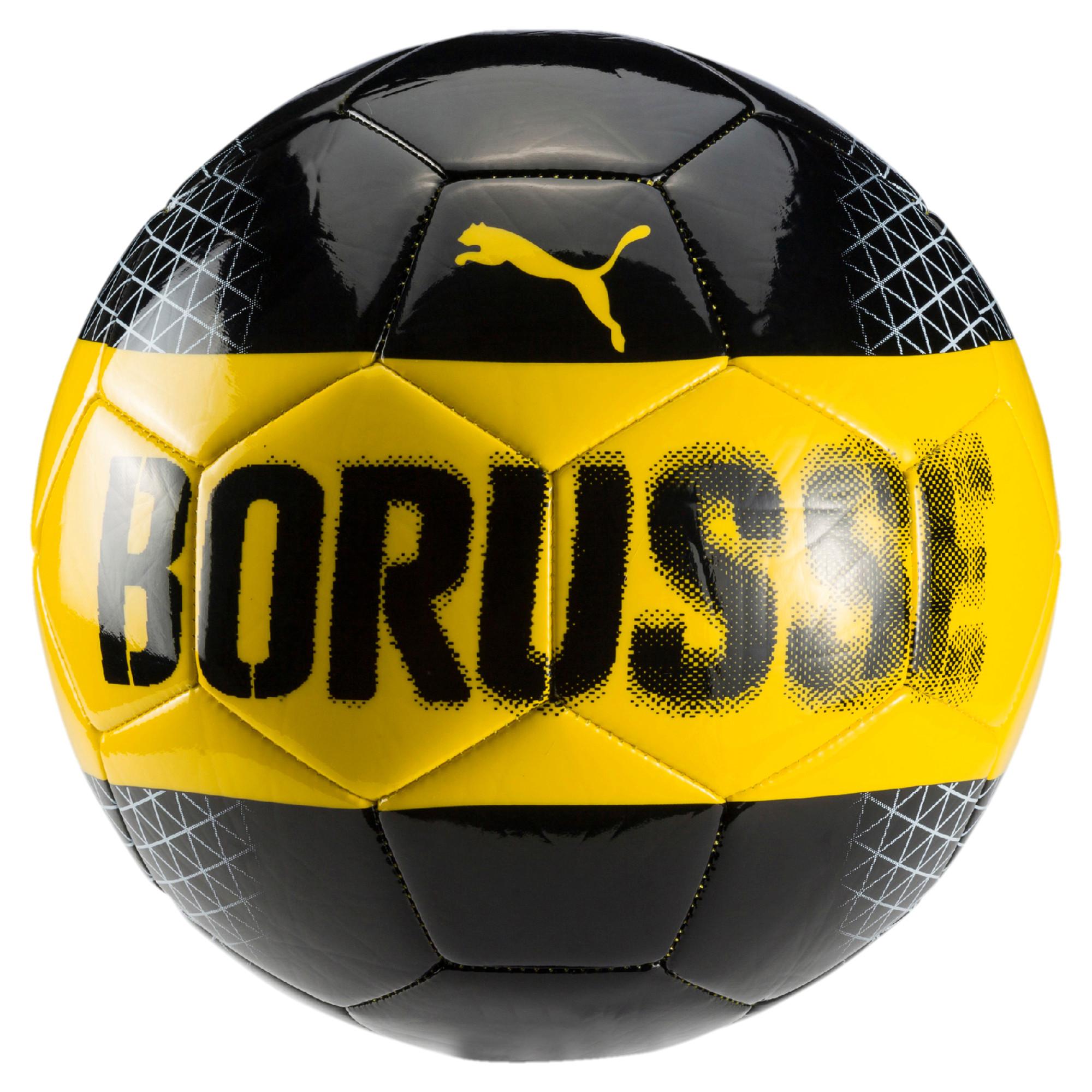 45e7a54984b Bvb Fan Ballon Football PUMA NOIR pas cher - Ballons de football ...