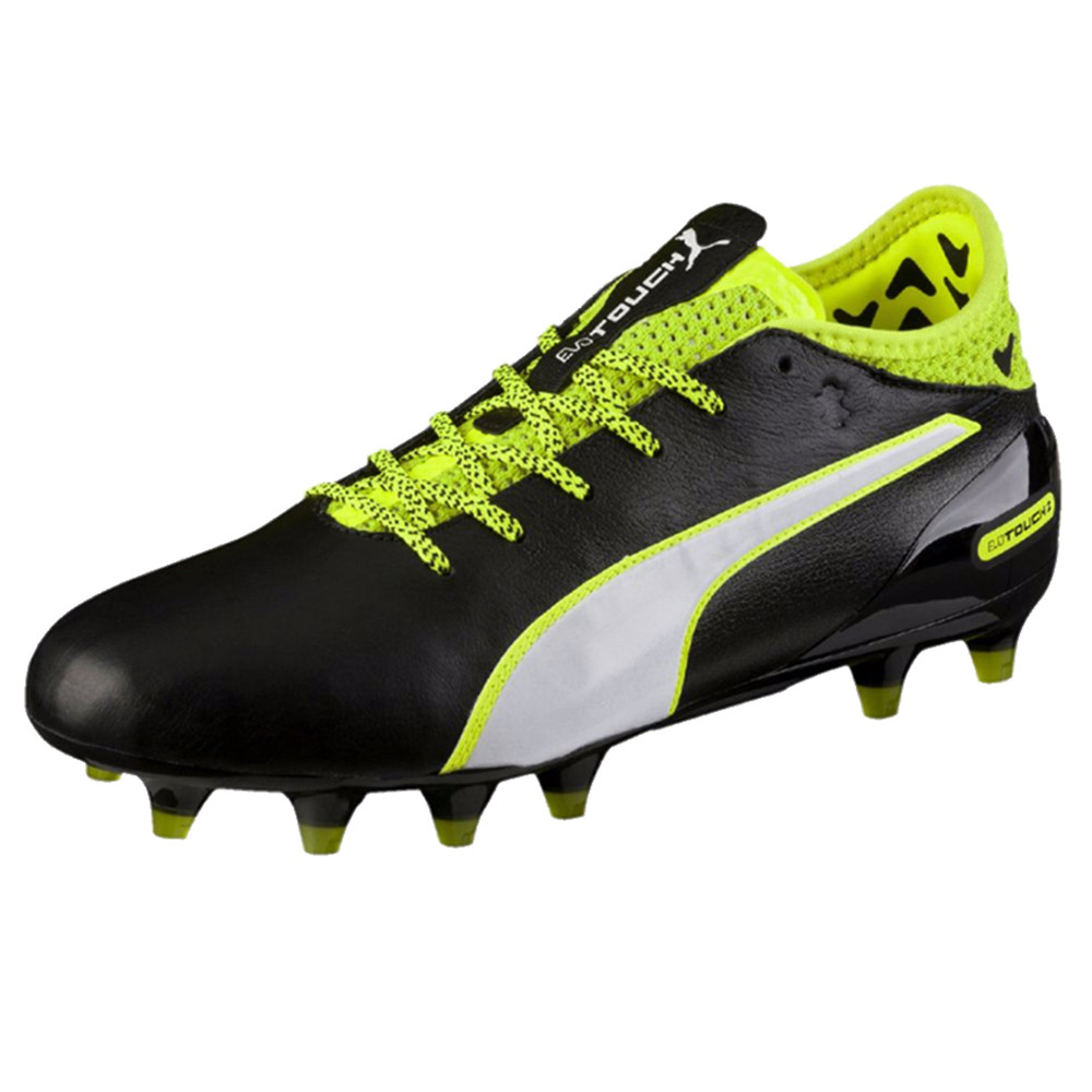 Homme Football Cher Puma Chaussure Chaussures Pas Noir Evotouch 2 EOqtwcp 97f41398f64