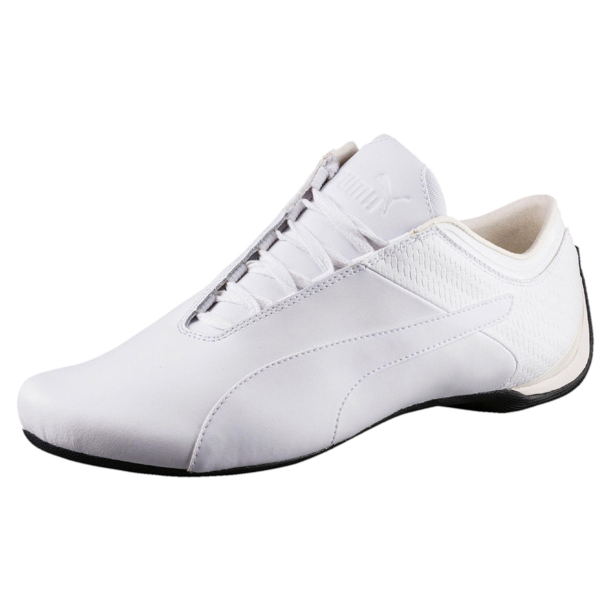 chaussures puma blanche homme