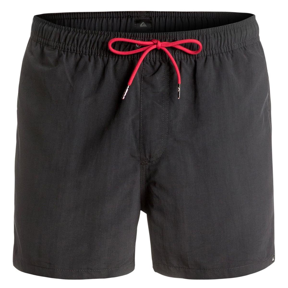 Azur Volley 14 Short De Bain Homme QUIKSILVER NOIR pas cher - Shorts ... f3efc5571d5
