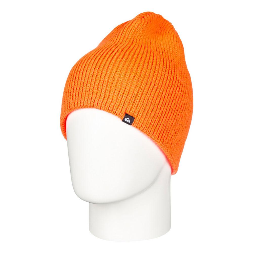 bonnet homme orange
