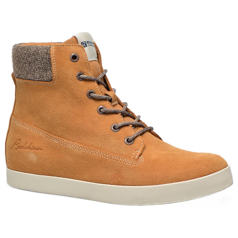 92047ba7e8fd89 Isoli Chaussure Femme REDSKINS BEIGE pas cher - Chaussures de ville ...