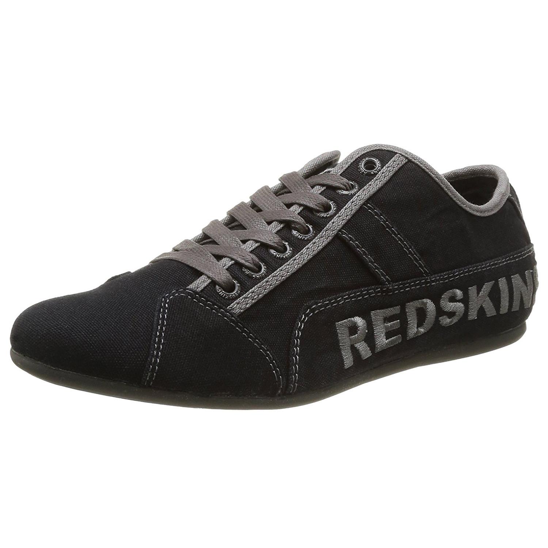 REDSKINS Chaussure Chaussures NOIR Cadet Tempo de pas cher Garcon 0vxt5n