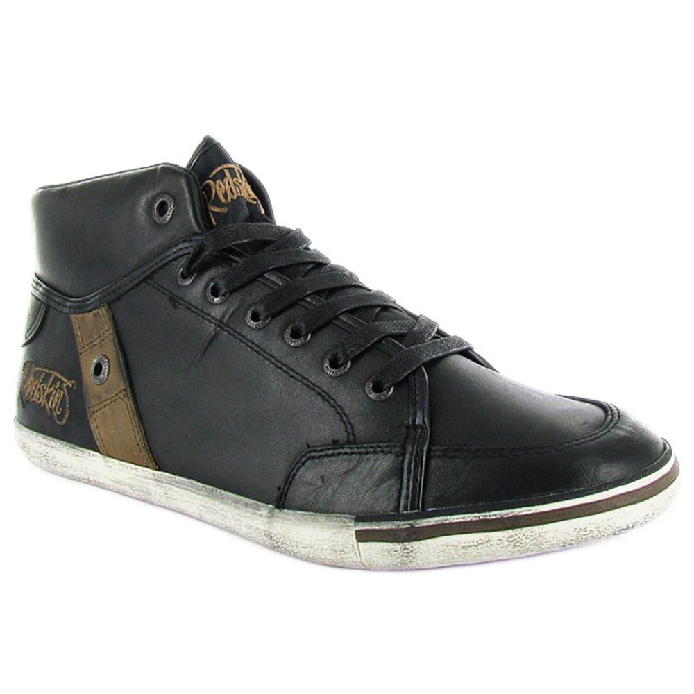 usmal cadet chaussure gar on redskins noir pas cher. Black Bedroom Furniture Sets. Home Design Ideas