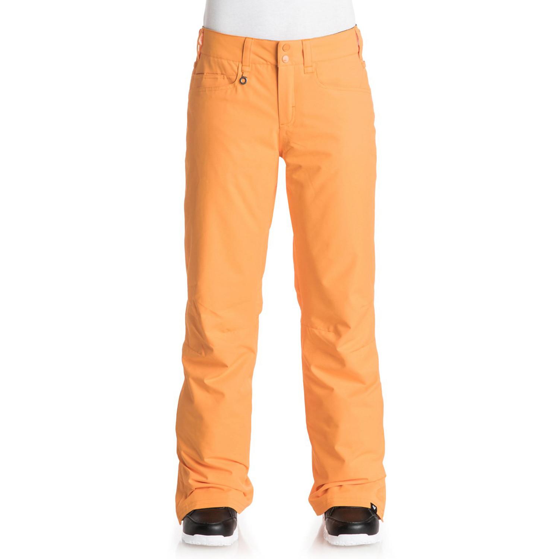 3330bfd2bb9f Backyard Pantalon Ski Femme ROXY ORANGE pas cher - Pantalons ski et ...