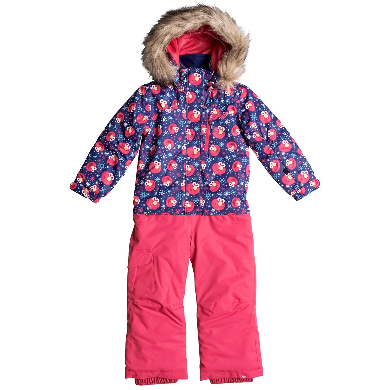 chaussures de tempérament Bons prix en ligne ici Paradise Suit Combi Ski Bebe ROXY MULTICOLORE pas cher ...