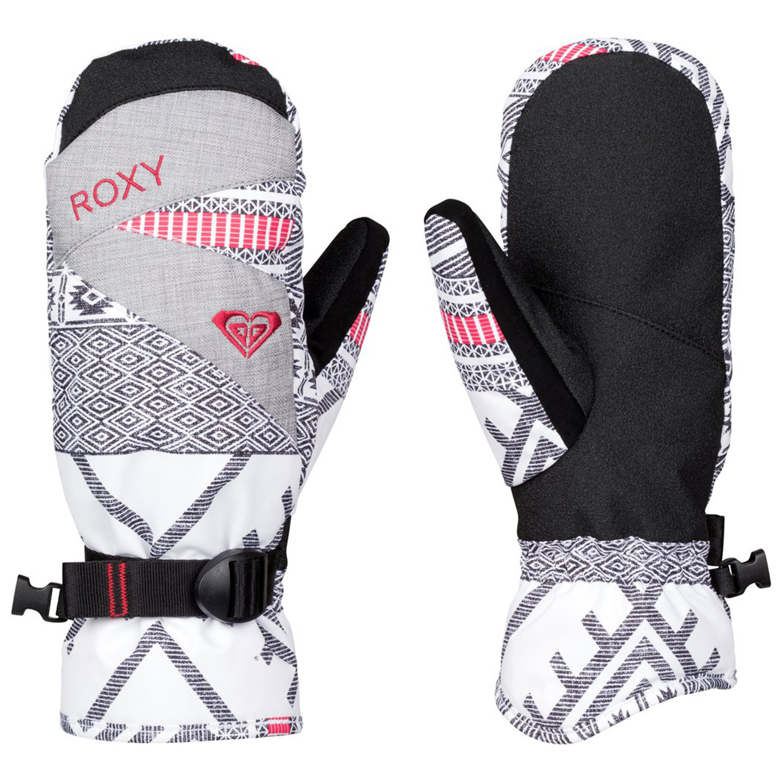 9a6cf069da84d Rx Jetty Mitt Gant Ski Femme ROXY MULTICOLORE pas cher - Gants ski ...