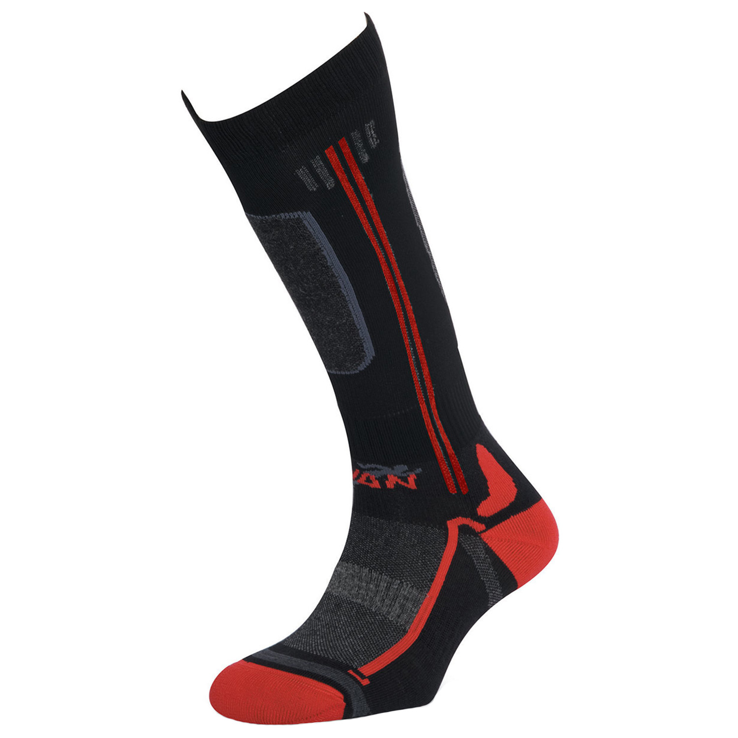 chaussette ski pas cher 2 paires chaussettes homme iguana ski snowboard. Black Bedroom Furniture Sets. Home Design Ideas