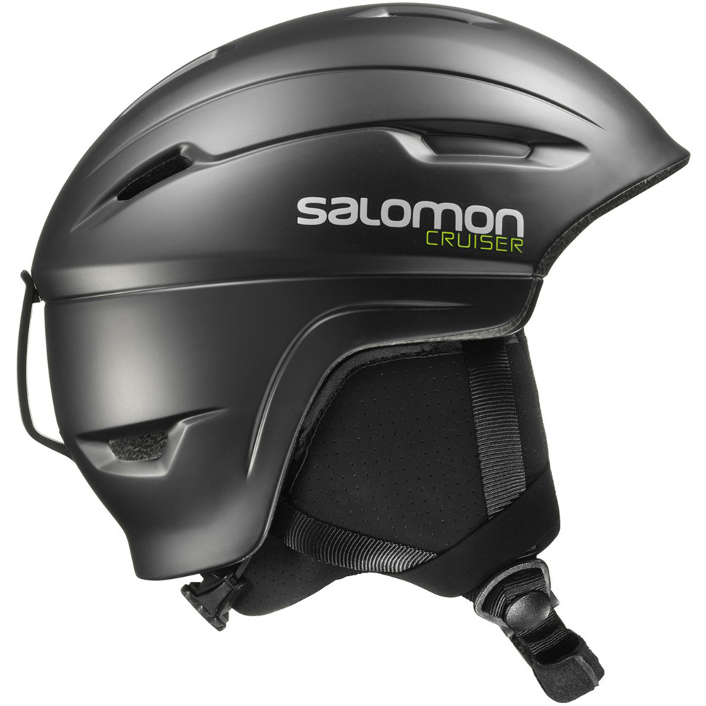 cruiser 4d casque ski homme salomon noir pas cher casques ski et snowboard salomon discount. Black Bedroom Furniture Sets. Home Design Ideas