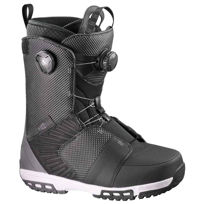 Dialogue Focus Boa Boots Snowboard Homme Salomon Noir Pas