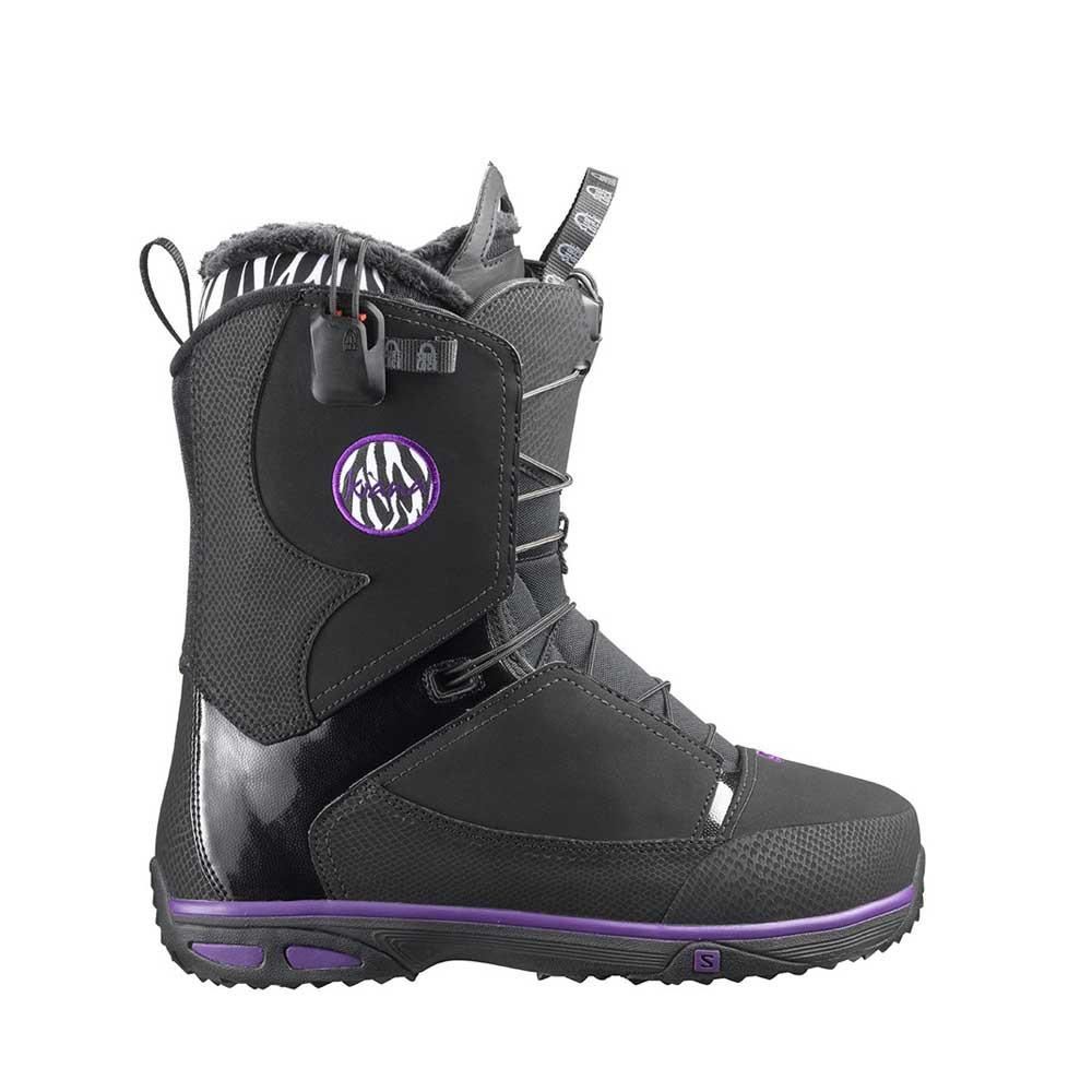 kiana boots snowboard femme pas cher boots de snowboard salomon discount. Black Bedroom Furniture Sets. Home Design Ideas